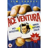 Ace Ventura: Pet Detective/Ace Ventura: When Nature Calls [DVD] [2007]